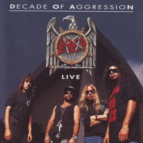 Slayer – Decade of Aggression