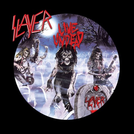 Slayer – Live Undead